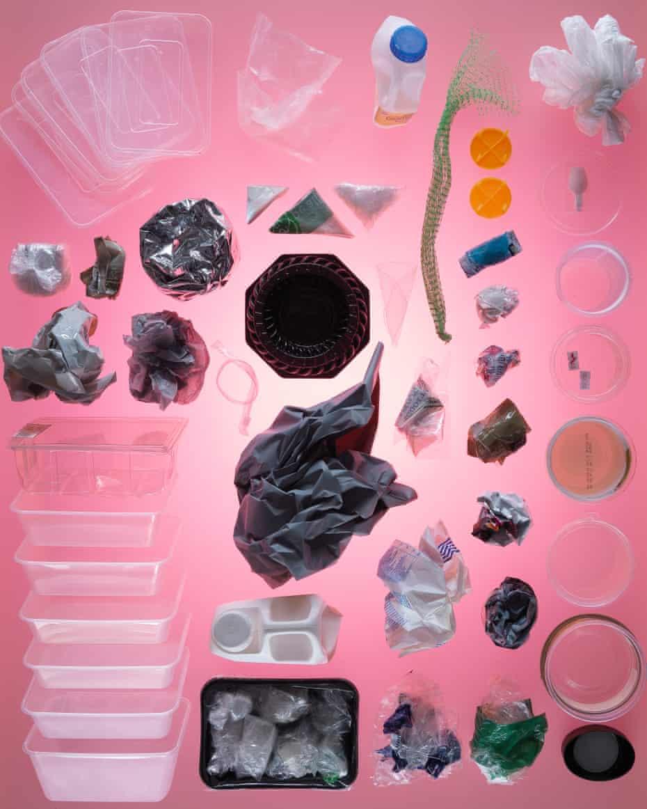 Plastics of Ian Jack