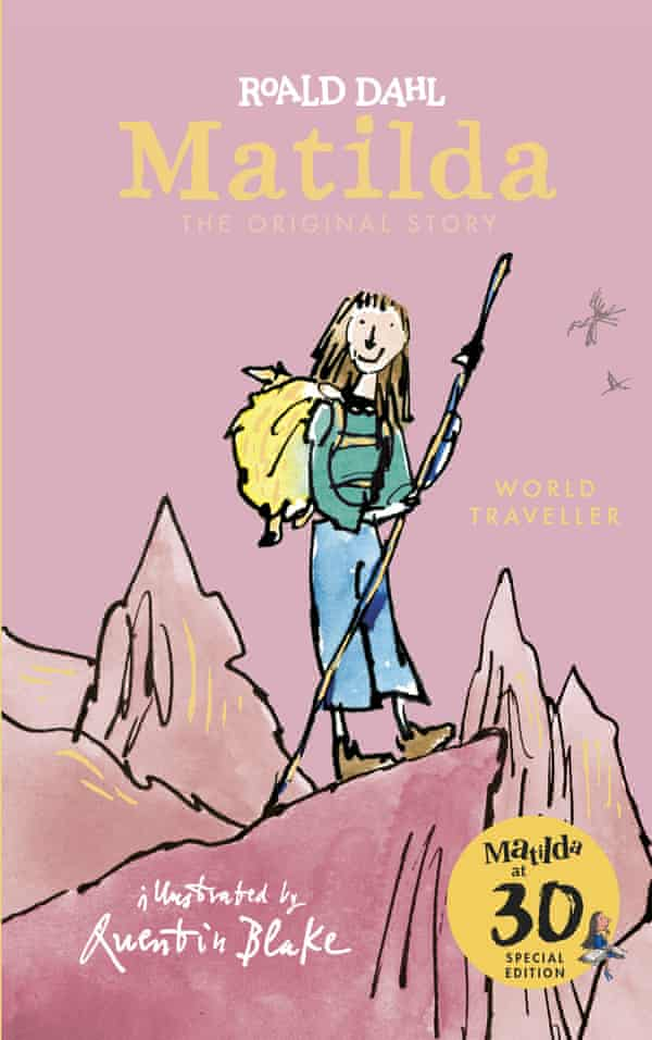 Matilda as a world traveller in the new edition.