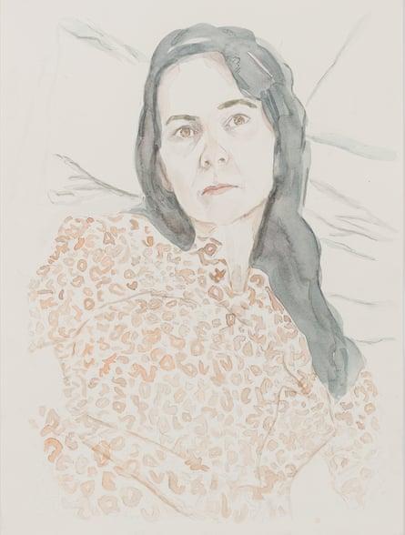Lockdown Portrait by Gillian Wearing