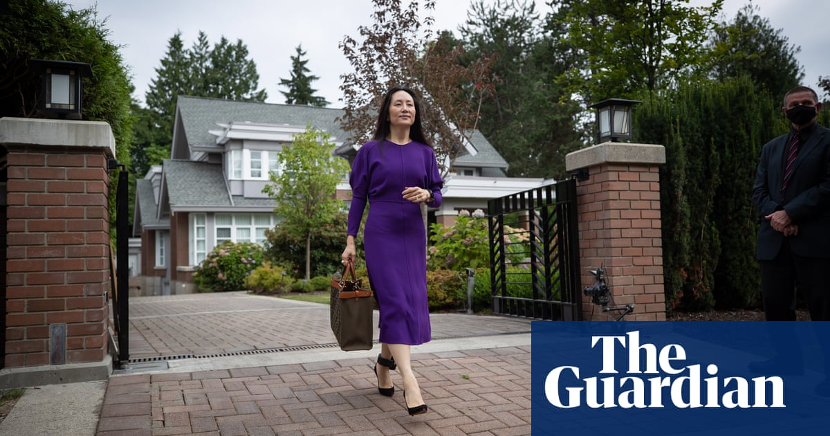 Canada, China and US were all doomed to lose in Meng Wanzhou's case