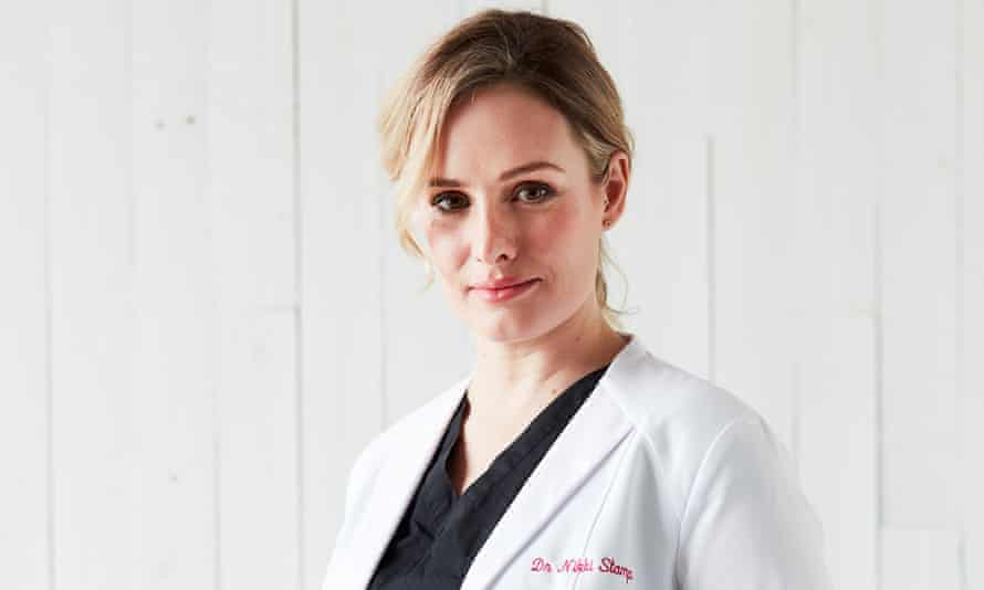 Australian heart and lung surgeon Dr Nikki Stamp. Her book Can You Die of a Broken Heart? argues women's heart health has suffered from entrenched gender bias.