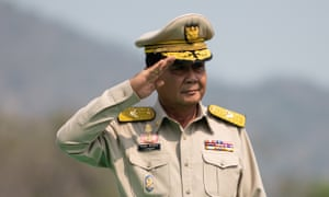 Thailand's military-backed PM voted in after junta creates