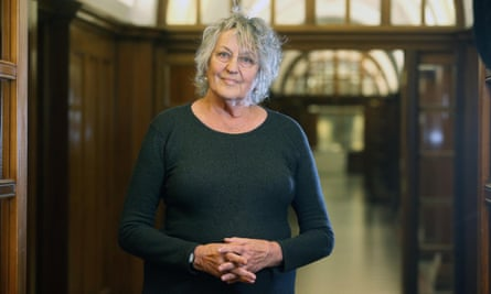 Germaine Greer at University of Cardiff