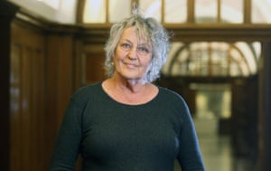 Germaine Greer appeared at the University of Cardiff last month despite a campaign to prevent her speaking.