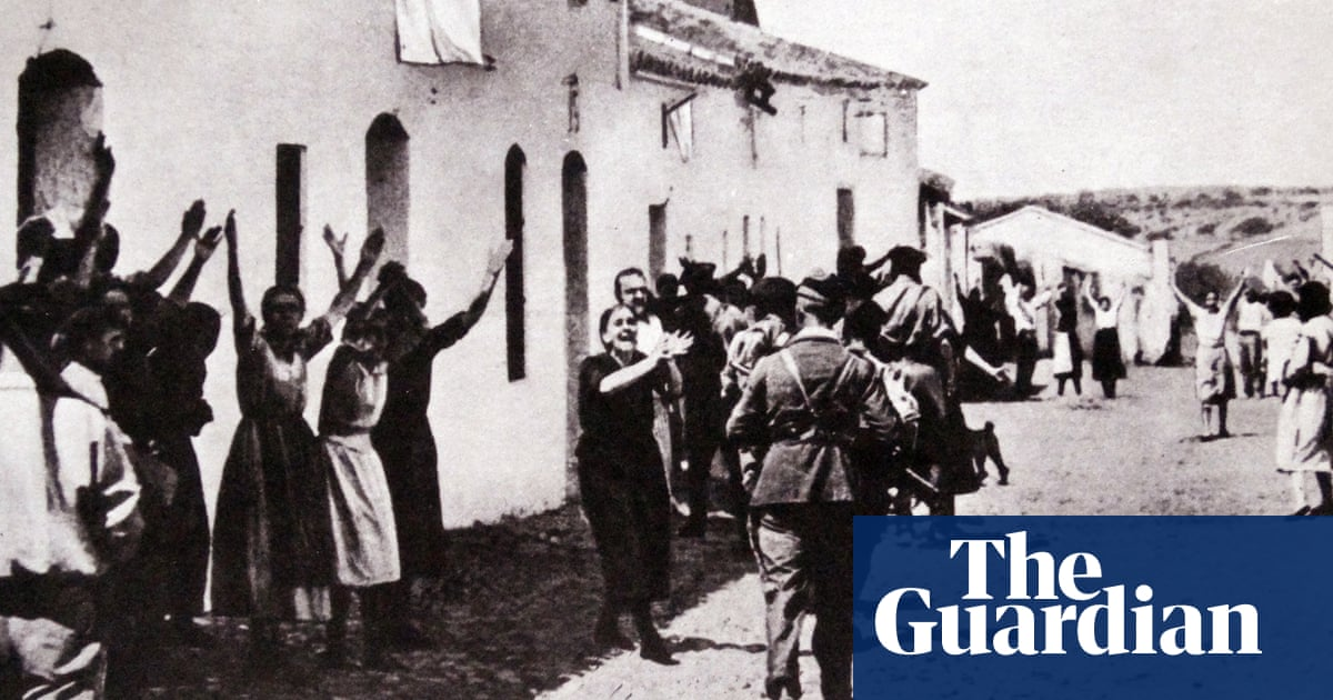 The Spanish civil war begins – archive, July 1936