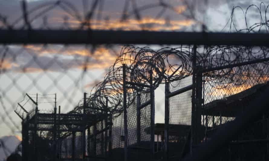 Guantánamo Bay Naval Base in Cuba