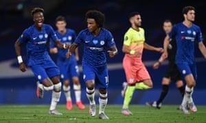 Chelsea 2-1 Manchester City: Premier League – as it happened | Football |  The Guardian