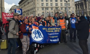 Boot out Austerity march