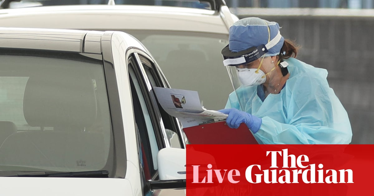 Australia coronavirus news: fifth Covid-19 death at Sydney's Newmarch House aged care home – as it happened – The Guardian