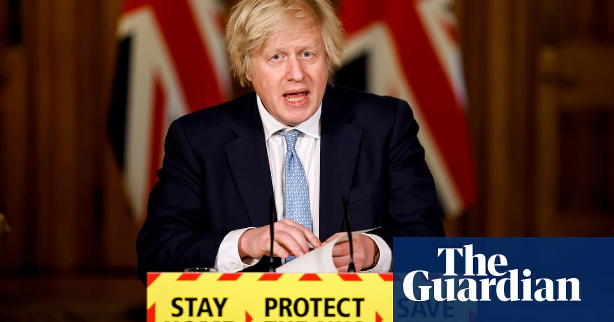 Boris Johnson stresses Covid vaccine safety as tensions with NHS spill over