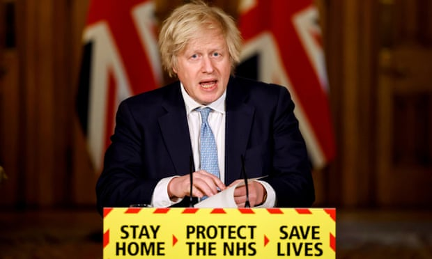 Boris Johnson stresses Covid vaccine safety as tensions with NHS spill over,carthage news