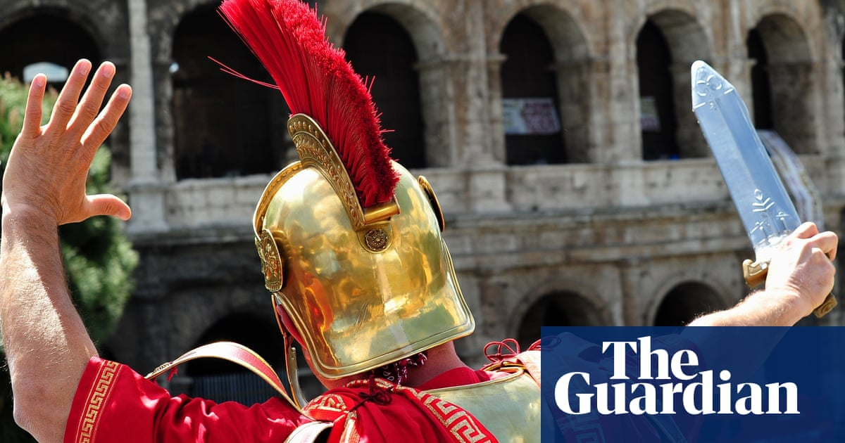 City Breaks With Kids Rome Travel The Guardian