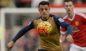 Alexis Sánchez and Arsenal received a welter of criticism for their performance against Manchester United.