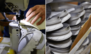 New Balance factory details