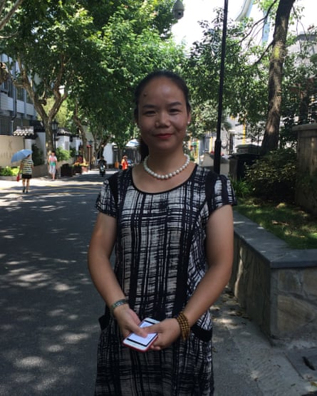 Zhen Yuanyang, the Communist party chief of one rundown Hangzhou community, says the G20 has helped revive the area.