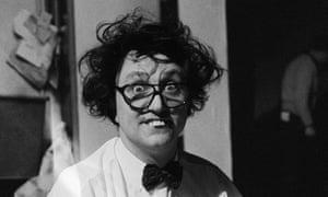 Ken Dodd pictured in 1970.