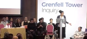 Feruza Afewerki and other members of her family remember Mohamadnur Tucca, Amal Ahmedin, Amaya Tucca Ahmedin, Amna Mahmun who all died in flat 166 in the Grenfell Tower fire.