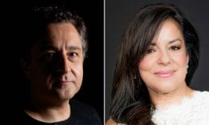 Outstanding … conductor Josep Pons and soprano Nancy Fabiola Herrera.