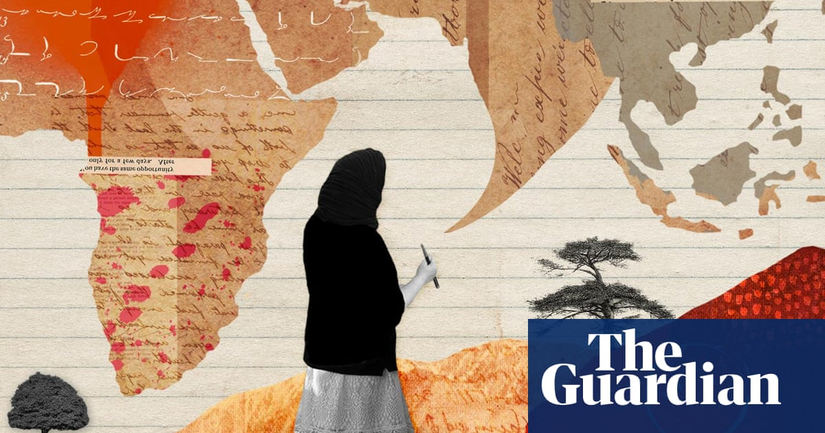 The Very Quiet Foreign Girls Poetry Group Society The Guardian