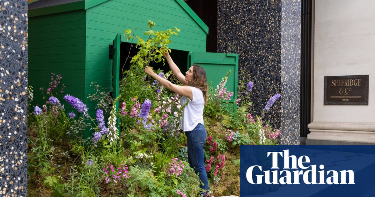 Selfridges launches gardening centres as interest grows during Covid crisis