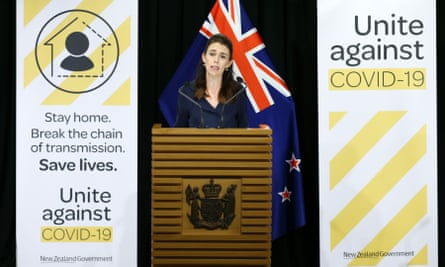 Jacinda Ardern has steered New Zealand through two coronavirus outbreaks.