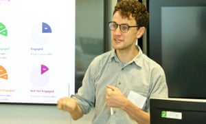 Joel Crowley, programme coordinator at BookTrust, explains the current reading for pleasure climate at Guardian Education Centre Reading for pleasure conference 4 July 2019