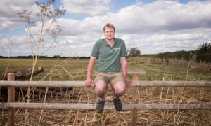 Mark Vallance, reserves manager for a wildlife trust, says his organisation's advice was ignored.