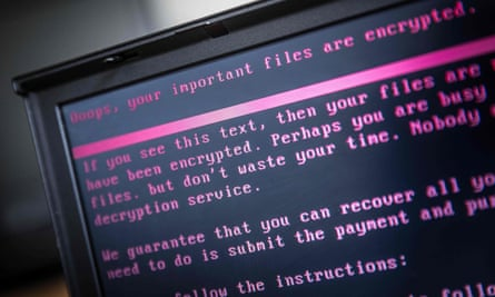 In June, computers in more than 150 countries suffered a ransomware attack, including the NHS.