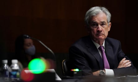Jerome Powell, chair of the Federal Reserve, in September.