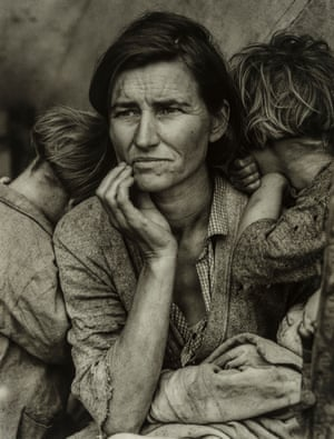 Migrant Mother, Nipomo, California by Dorothea Lange (American, 1895–1965) 1936 P