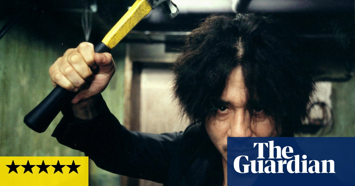 Oldboy review – a beautifully blood-spattered modern classic