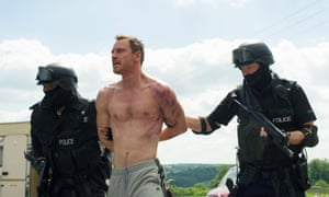 Michael Fassbender in Trespass Against Us