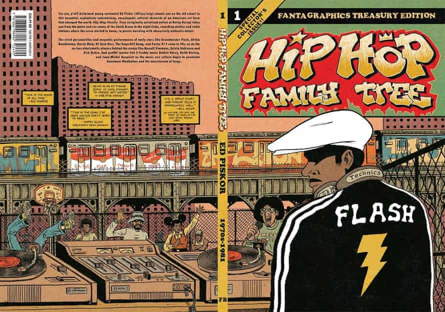 Hip-Hop Family Tree