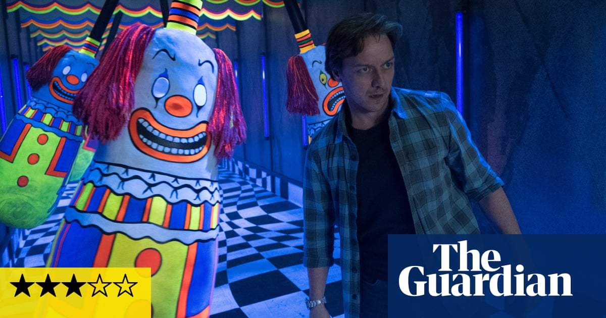 It Chapter Two review –  funhouse theatrics with little emotional punch