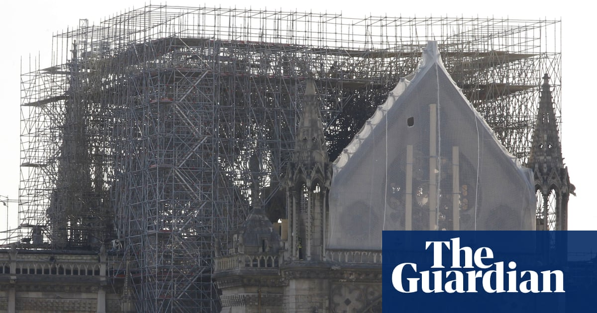 Notre Dame fire: UK ready to share conservation expertise