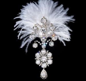 A diamond turban jewel made for the Maharaja of Nawanagar in 1907, part of a new exhibition at the V&A