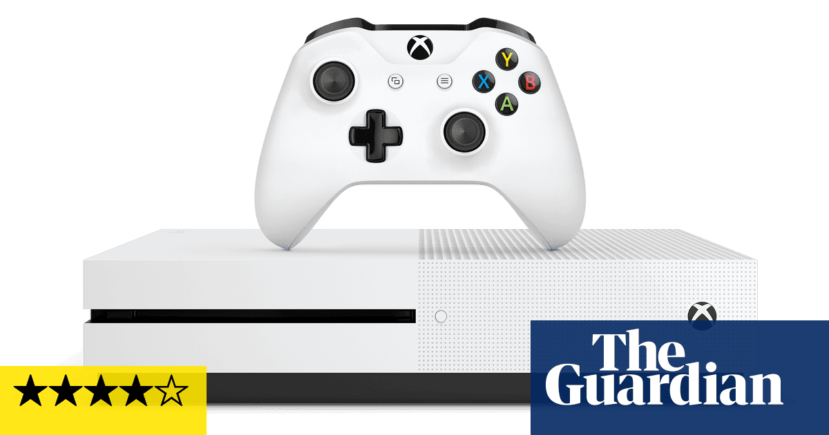 1459ff0e13b7 Xbox One S review – a beautiful upgrade