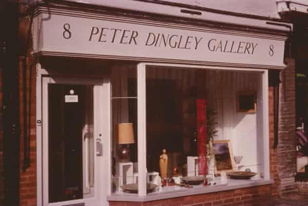 The Peter Dingley gallery