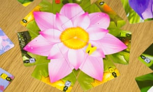 In Lotus, players build flowers one petal at a time, but knowing the right moment to play cards from your hand can be tricky.