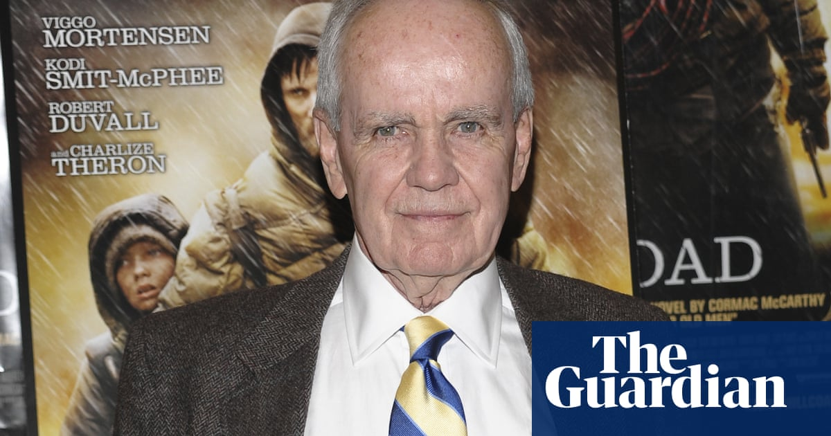 Twitter admits it verified fake account of author Cormac McCarthy