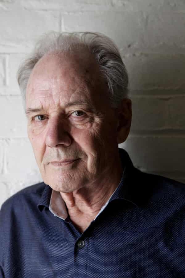 Australian author Alex Miller