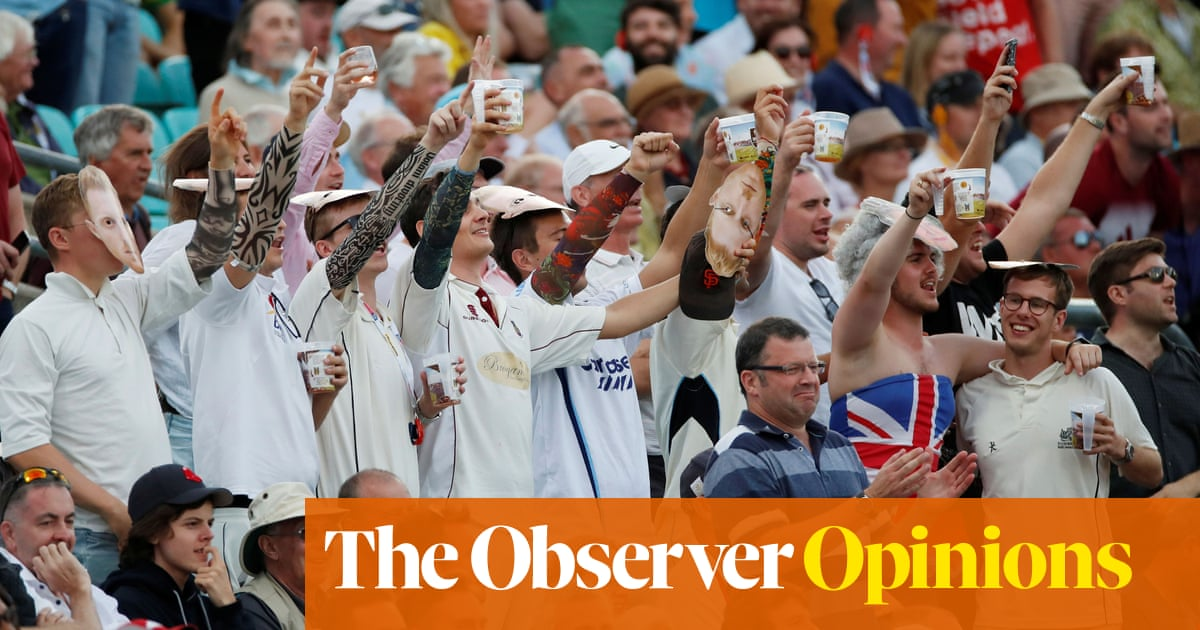 Ben Stokes' epic summer with the bat ends in polite fashion | Ali Martin