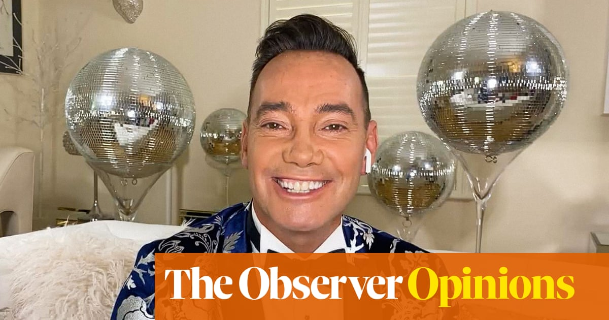 Craig Revel Horwood is making Strictly wholesome and inclusive fun | Rebecca Nicholson