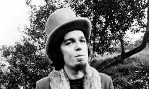 New electric ride: Captain Beefheart.