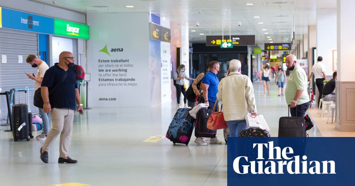 Balearic islands likely to move to England's amber list