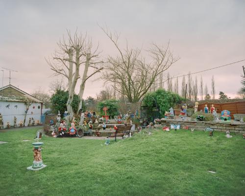 Garden Gnomes in Silver End