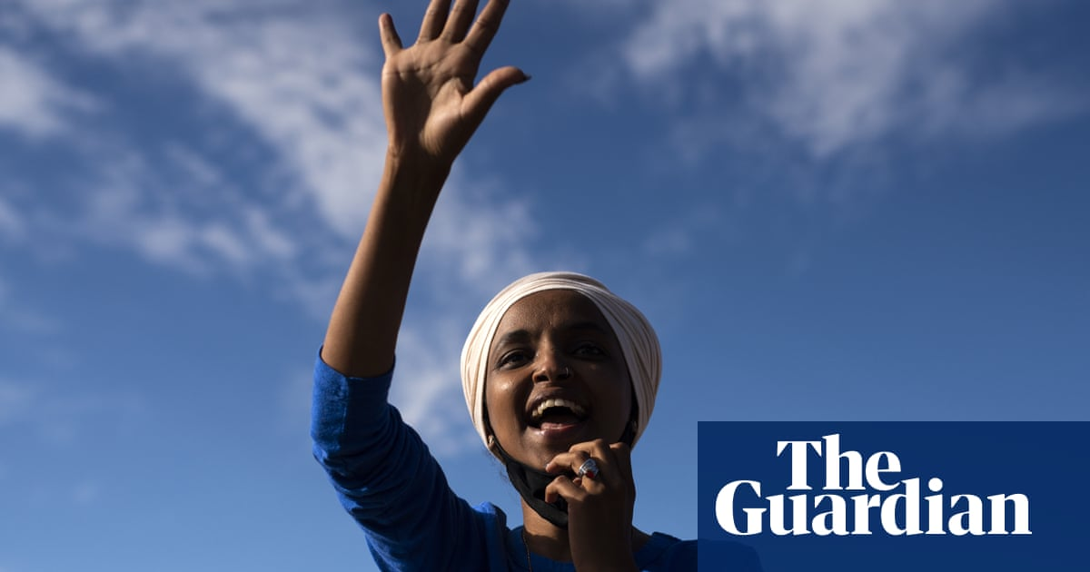 Ilhan Omar sees victory against well-funded Democrat in primary – The Guardian