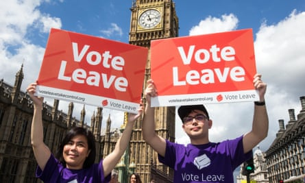 Brexit was the marker of a working-class revolt