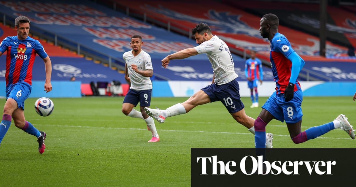 Agüero shows his enduring class even as Guardiola finds new ways to win | Paul Doyle