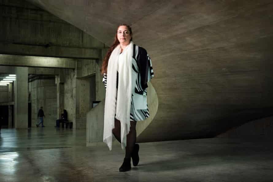 Tania Bruguera at Tate Modern.